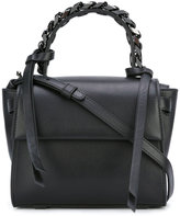 Elena Ghisellini mini 'Angel Sensua' tote - women - Calf Leather - One Size