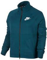 Nike Mix Texture Zip Jacket