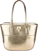 Nine West Reana Metallic Tote