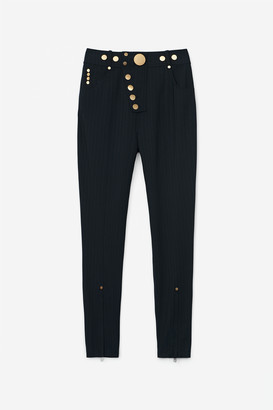 Collection High Waisted Snap Legging