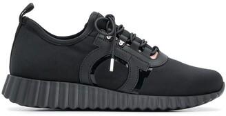 Salvatore Ferragamo Gancini low-top sneakers
