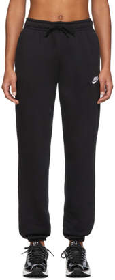 Nike Black NSW Essentials Lounge Pants