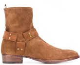 Officine Creative Sean ankle boots