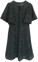 Co Black Lace Dress for Women