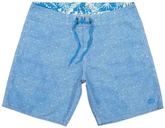 Panareha Sairee Beach Shorts in Blue
