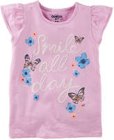 Osh Kosh Oshkosh Long Sleeve T-Shirt-Preschool Girls