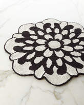 Missoni Home Otil Reversible Flower-Shaped Bath Rug