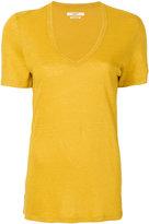 Etoile Isabel Marant Kranger T-shirt - women - Linen/Flax - S