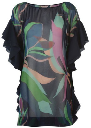 Ted Baker Ted Ruffle Dress Womens