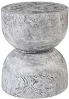 Williams-Sonoma Hour Glass Stool
