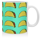 DENY Designs Leah Flores Taco Party Mug