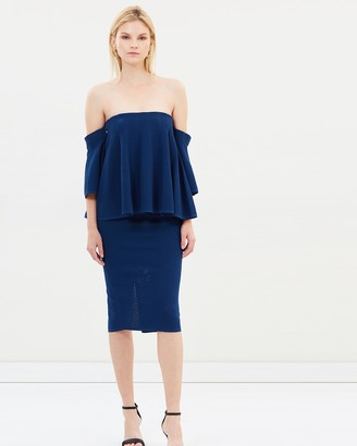 Sass & Bide Dreamscape Knit Dress