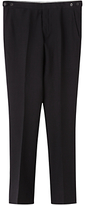 Jigsaw Bloomsbury Tailored Fit Suit Trousers, Black
