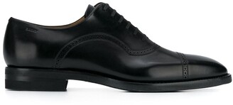 Bally Brogue Lace-Up Shoes