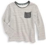 Splendid Toddler Boy's Stripe French Terry Sweatshirt