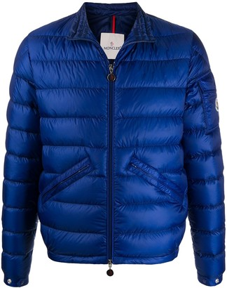 Moncler Zipped Up Padded Jacket