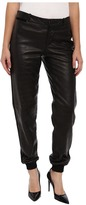 Paul Smith Leather Track Pant