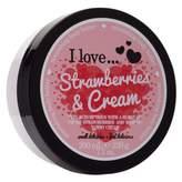 Ilove I Love Nourishing Body Butter Strawberries & Cream 200 mL