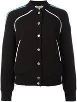 Kenzo Paradise bomber jacket - women - Polyester/Triacetate - XS