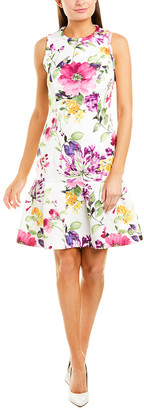 Sara Campbell Drop Waist Dress