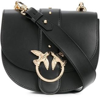 Pinko Small Saddle Crossbody Bag