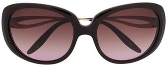 Barton Perreira Romance oversized sunglasses