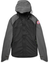 Canada Goose Alderwood Hooded Waterproof Shell Jacket
