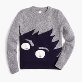 J.Crew Boys' Max the Monster wool sweater