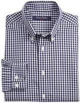 Brooks Brothers Boys' Non-Iron Gingham Shirt