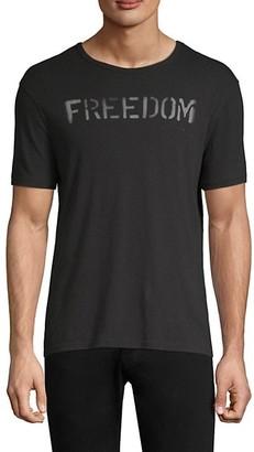 John Varvatos Freedom Print Tee