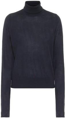 Co Cashmere turtleneck sweater