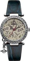 Vivienne Westwood Women's VV006SLTL Orb Teel Watch