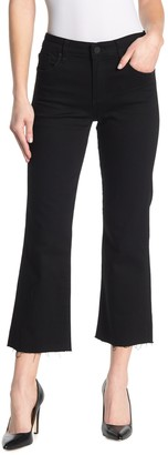 KUT from the Kloth Kelsey High Waist Flare Jeans