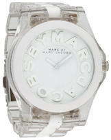 Marc by Marc Jacobs Rivera Clear Watch