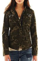 JCPenney Military Camouflage Jacket