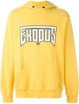 Palm Angels Exodus print hoodie