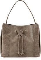 Elaine Turner Designs Hudson Embossed Shoulder Bag, Gray