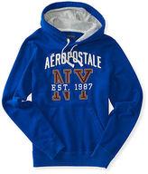 Aeropostale Mens Ny Heritage Pullover Hoodie