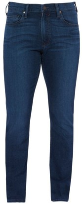 Paige Federal Parnell Slim-Fit Straight-Leg Jeans