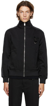 Alyx Black Track Top-1 Jacket