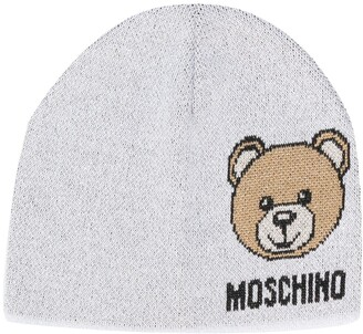 Moschino Teddy Bear beanie