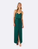 Forever New Talia Cowl Back Cami Gown