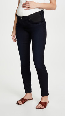 7 For All Mankind The Skinny Maternity Jeans