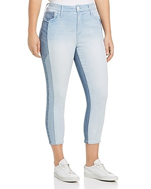 Seven7 Jeans Plus High Rise Tower Cropped Skinny Jeans in Innovation