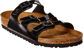 Birkenstock Women's Florida Birko-Flor Patent Sandal