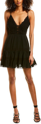 Astr The Label Pauline Mini Dress