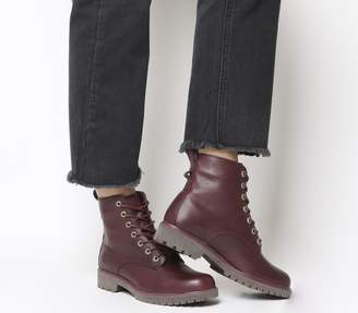Timberland Lux Boots Rumba Red Journeyman