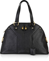 Muse large leather tote