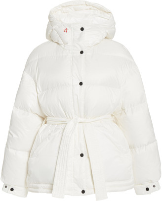Perfect Moment Oversized Belted Puffed Parka