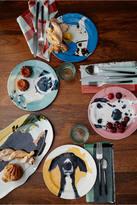 Sally Muir Dog-a-Day Dessert Plate